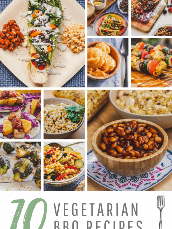 Vegetarian BBQ Recipes for Summer