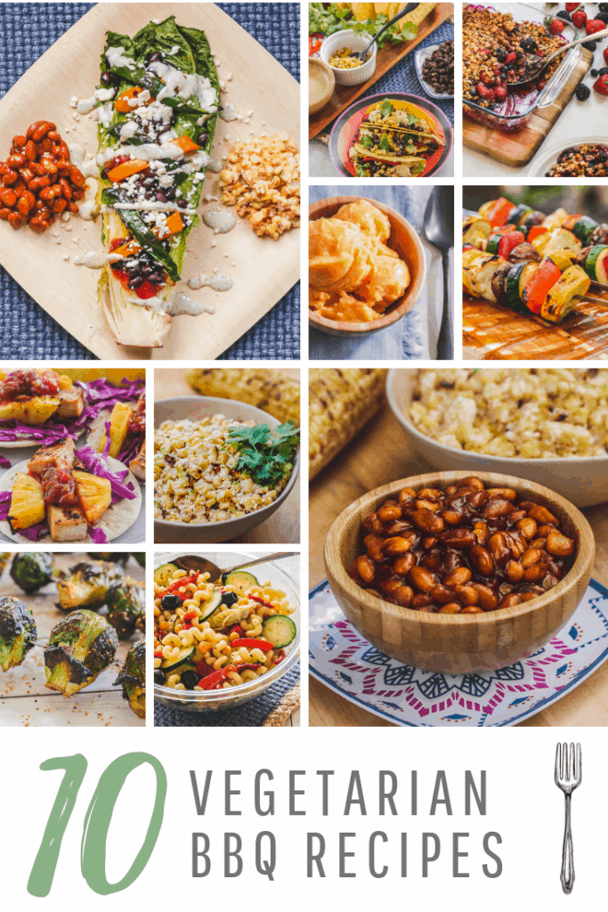 10 Vegetarian BBQ Recipes to Rock Your Summer Party!